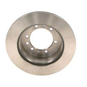 Composants Boite De Vitesse NISSAN PATROL GR I (Y60, GR) 4.2 CAT de Année 11.1988 165 CH: Disque de frein (0 986 479 385) pour des BOSCH
