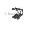 Cables de encendido MAZDA 6 (GG) 2004 Año B287 BOSCH