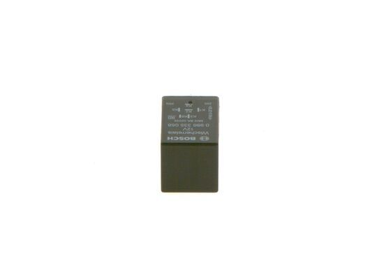 Relay, wipe- / wash interval BOSCH 0 986 335 058 rating