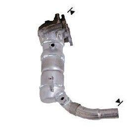 Catalytic Converter FTK-807 PANDA (169) 1.2 MY 2016