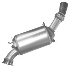 Ruß- / Partikelfilter, Abgasanlage mit OEM-Nummer 18 30 7 812 279