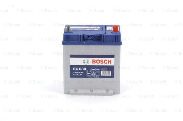 Batterie BOSCH 540125033 Bewertung