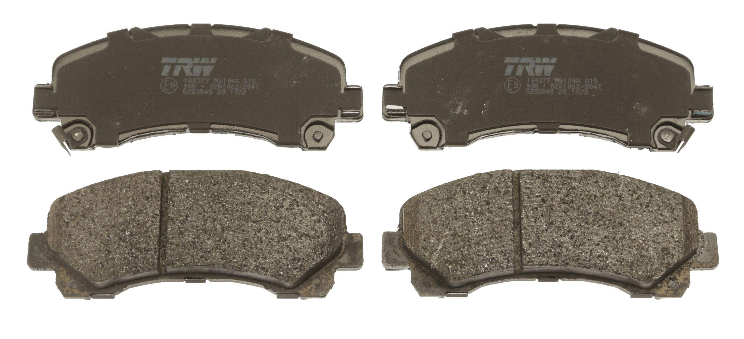 Bremsbelagsatz TRW 25150 Bewertung