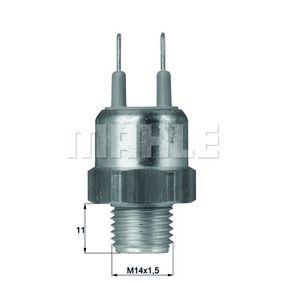 BEHR THERMOT-TRONIK  TI 68 87D Thermostat, coolant