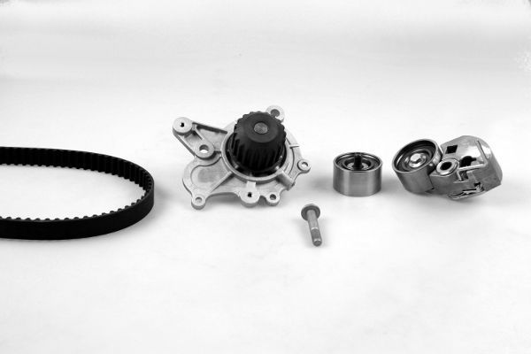 GK  K987797B Water pump and timing belt kit Width: 28mm