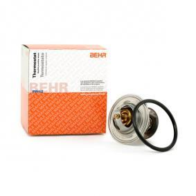 BEHR THERMOT-TRONIK Thermostat, Kühlmittel TX 15 87D für AUDI 80 Avant (8C, B4) 2.0 E 16V ab Baujahr 02.1993, 140 PS