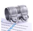 EBERSPÄCHER Rohrverbinder, Abgasanlage 12.451.911 für AUDI A3 (8P1) 1.9 TDI ab Baujahr 05.2003, 105 PS