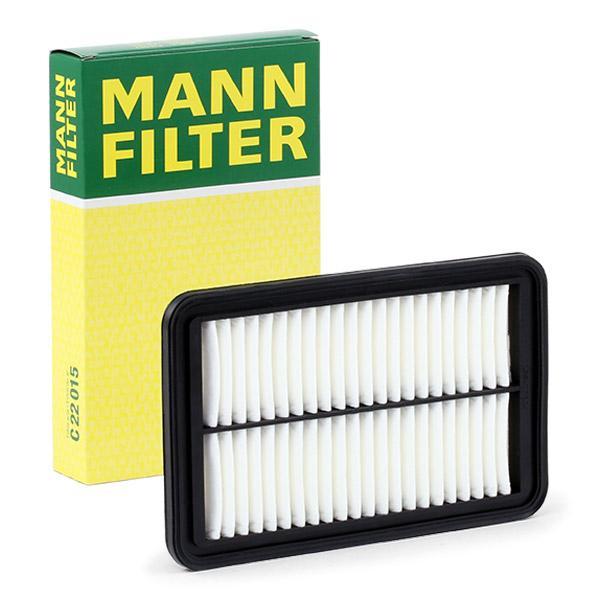 Filtro de Aire MANN-FILTER C22015 conocimiento experto