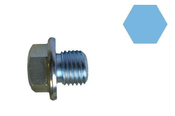 Oil drain plug CORTECO 84920154 3358960549877