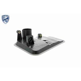 VAICO Hydraulikfilter, Automatikgetriebe V10-2536 für AUDI A6 (4B2, C5) 2.4 ab Baujahr 07.1998, 136 PS
