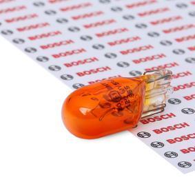 Bulb, indicator WY5W, W2,1x9,5d, 12V, 5W 1 987 302 241