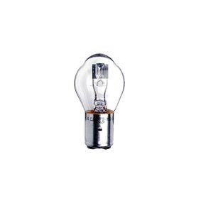 Крушка с нагреваема жичка, фар за дълги светлини S1, 25/25ват, 6волт 8GD 008 897-061