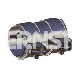 ERNST Rohrverbinder, Abgasanlage 223 44 7 für AUDI A3 (8P1) 1.9 TDI ab Baujahr 05.2003, 105 PS
