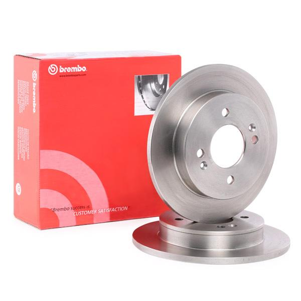 Disc Brakes BREMBO 08.A916.10 expert knowledge