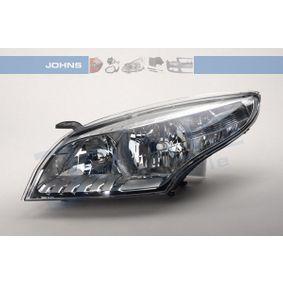 Hauptscheinwerfer 60 23 09 MEGANE 3 Coupe (DZ0/1) 2.0 R.S. Bj 2013