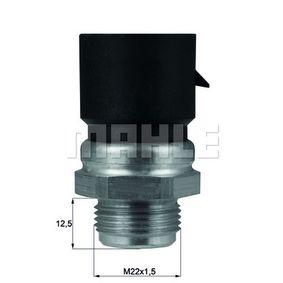Thermostat, Kühlmittel mit OEM-Nummer 77 00 112 491