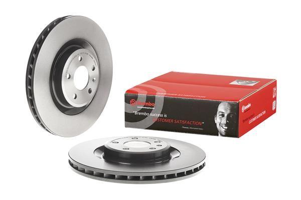 Brake Rotors BREMBO 09.B039.11 rating