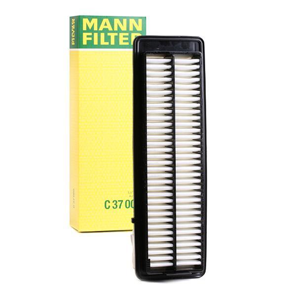 Filtro de Aire MANN-FILTER C37005 conocimiento experto