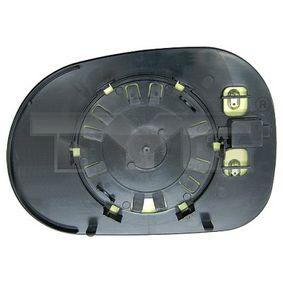 TYC  321-0115-1 Spiegelglas, Außenspiegel