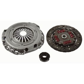 Clutch Kit 3000 950 060 PUNTO (188) 1.2 16V 80 MY 2006