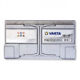Starterbatterie Polanordnung: 0 mit OEM-Nummer 12 01 295