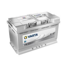 VARTA SILVER dynamic 5854000803162 Starterbatterie Polanordnung: 0