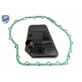 VAICO Hydraulikfiltersatz, Automatikgetriebe V10-2538 für AUDI A4 Cabriolet (8H7, B6, 8HE, B7) 3.2 FSI ab Baujahr 01.2006, 255 PS