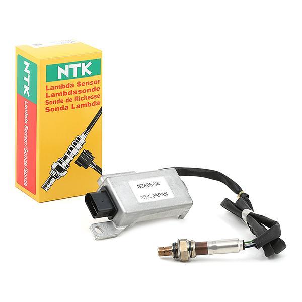 NOx-Sensor, NOx-Katalysator 93015 NGK NZA05V4 in Original Qualität