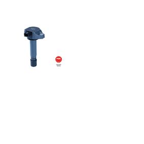 NGK  48266 Ignition Coil Number of Poles: 3-pin connector