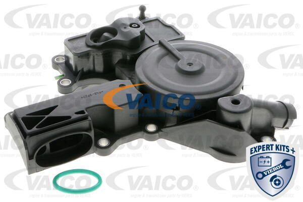 VAICO Oil Trap, crankcase breather with seal, EXPERT KITS +