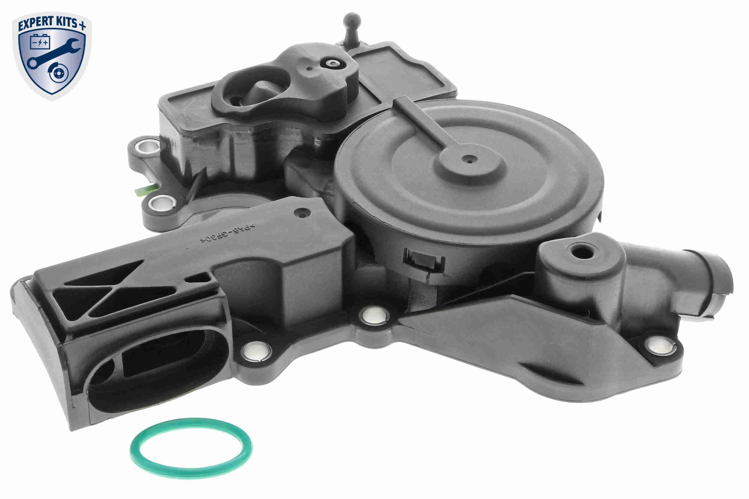 Oil Trap, crankcase breather V10-2595 VAICO V10-2595 original quality