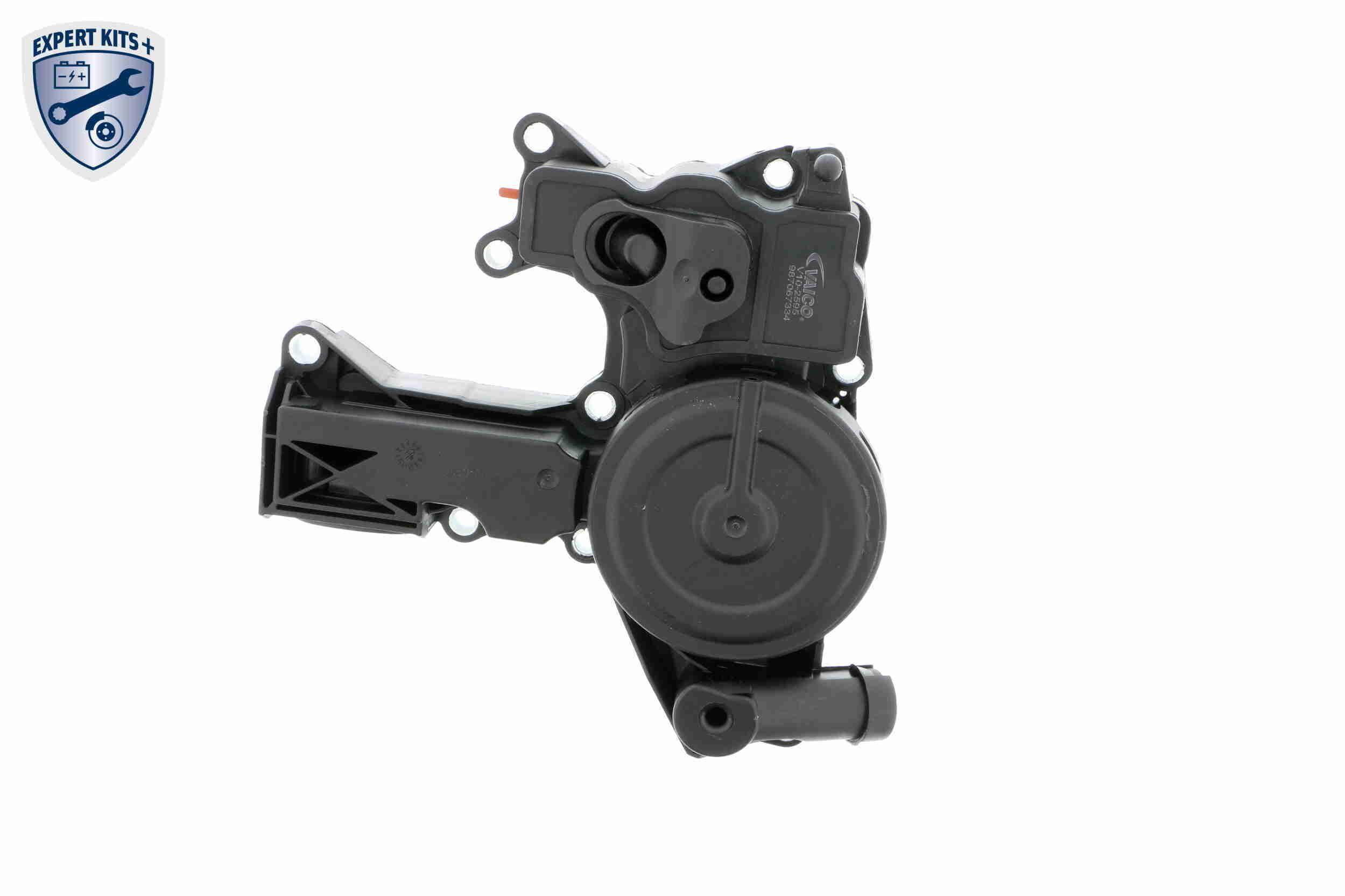 Oil Trap, crankcase breather VAICO V10-2595 expert knowledge
