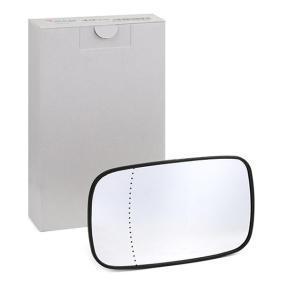 2009 Volvo V50 545 1.6 D Mirror Glass, outside mirror 6471596