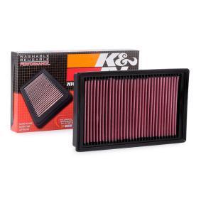 K&N Filters 33-3005 expert kennis