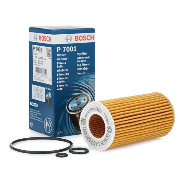 Filtro de aceite de motor BOSCH 1457437001 conocimiento experto