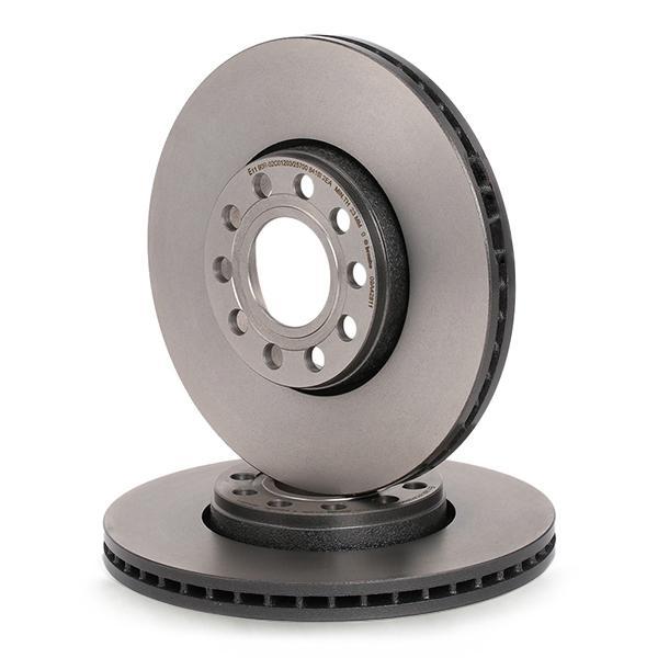 Disc Brakes BREMBO 09.A428.11 8020584016794