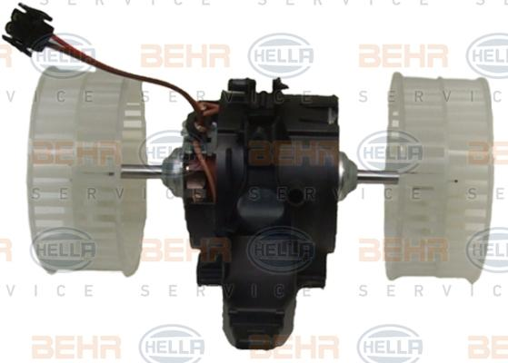 Lüftermotor HELLA 8EW 351 040-651 4045621407964