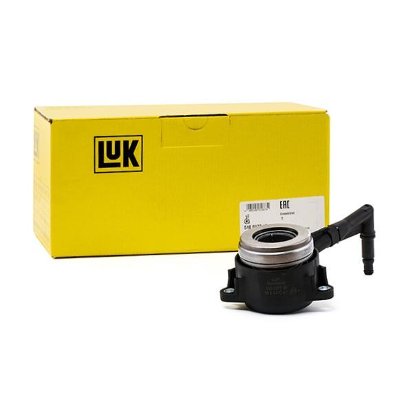 Központi kinyomó, kuplung LuK 510017710 szaktudással