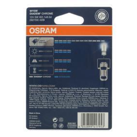 OSRAM 2827DC-02B rating