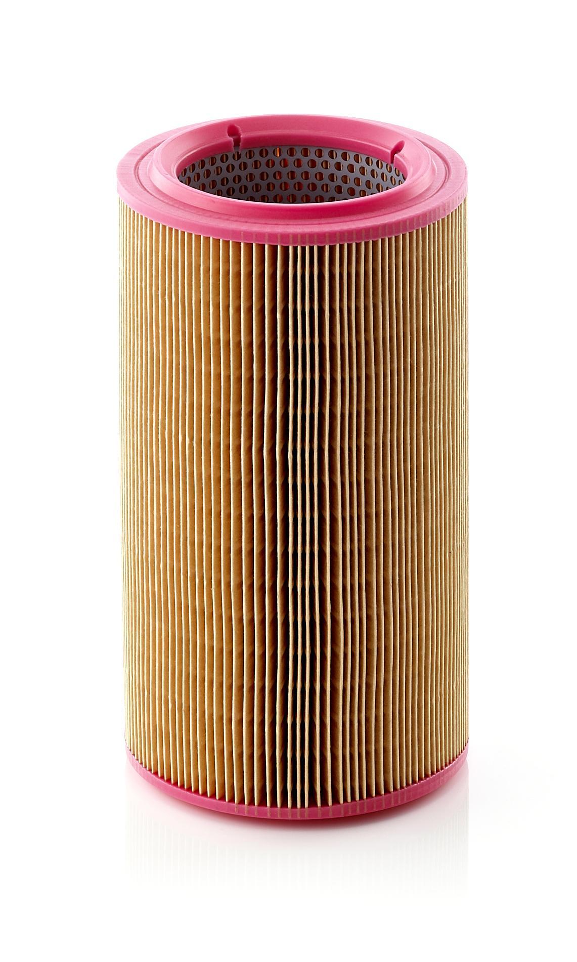 MANN-FILTER  C 14 004 Luchtfilter Hoogte: 267mm