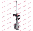 KYB Excel-G Shocks FIAT Front Axle, Twin-Tube, Gas Pressure, Suspension Strut, Top pin
