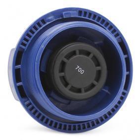 Ausgleichsbehälter VW PASSAT Variant (3B6) 1.9 TDI 130 PS ab 11.2000 FEBI BILSTEIN Verschlußdeckel, Kühlmittelbehälter (14700) für