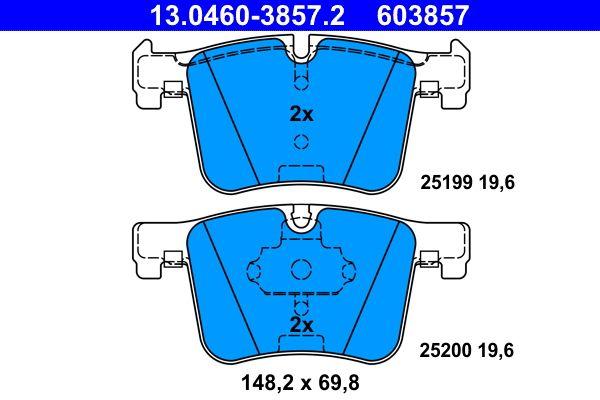 13.0460-3857.2 ATE von Hersteller bis zu - 23% Rabatt!