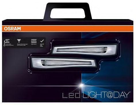 Daytime Running Light Set OSRAM LEDDRL101 rating