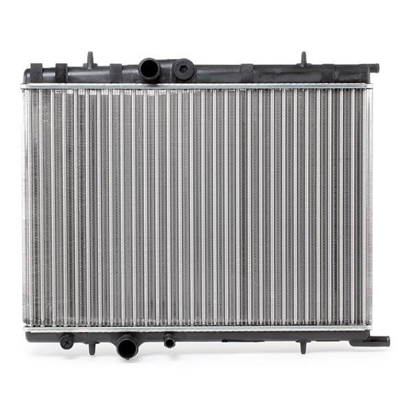 Radiador del motor HELLA 8MK 376 718-054 4045621441531