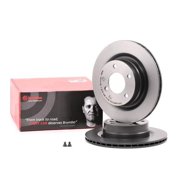 Bremsscheiben 09.9793.11 BREMBO 09.9793.11 in Original Qualität