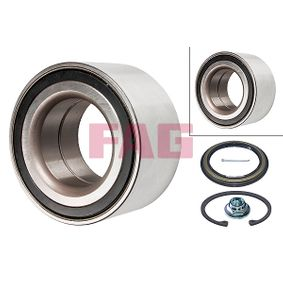 Wheel Bearing Kit Ø: 76,00mm, Inner Diameter: 42,00mm with OEM Number 52720-1F000