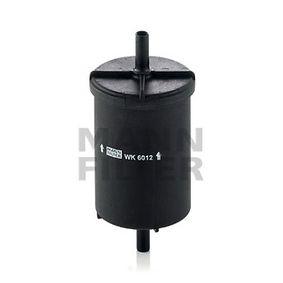 Kraftstofffilter Höhe: 133mm mit OEM-Nummer 77 00 820 375