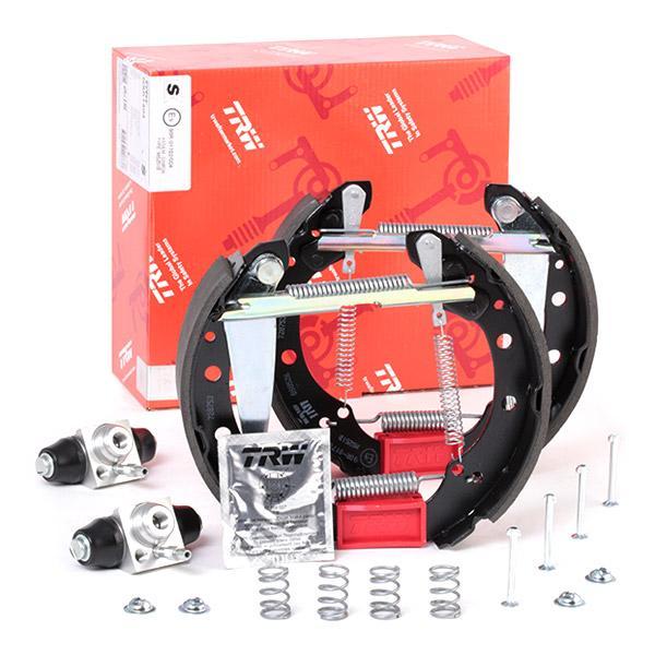 Brake Set, drum brakes TRW GSK1404 expert knowledge