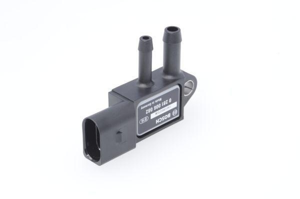 Bosch 0 281 002 710 Capteur Pression Gaz D/'échappement Pour VW Audi Seat